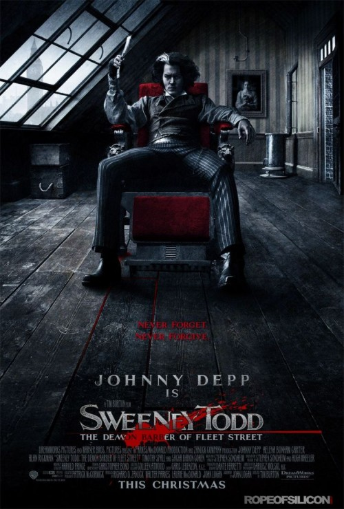 15_Sweeney Todd The Demon Barber Of Fleet Street