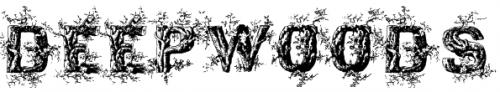 16_Deep Woods Initials Font