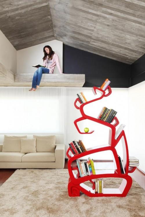 16_The WisdomTree Bookshelf by Jordi Milà