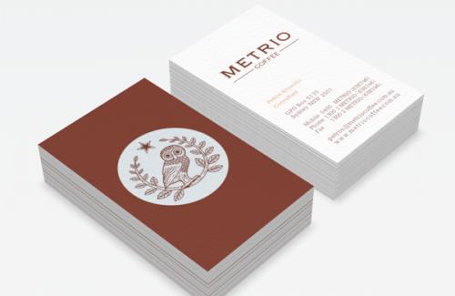19_Metrio Coffee Visual Identity