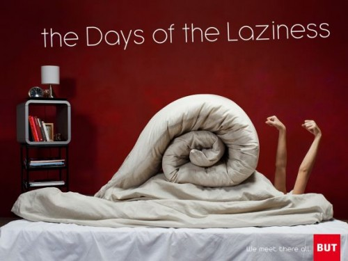 19_The Days Of The Laziness