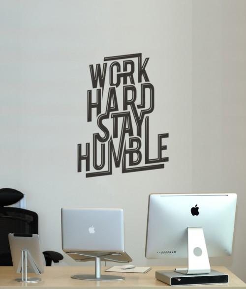 1_Work Hard Stay Humble
