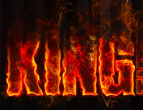 22_Realistic Scorching Fire Effect