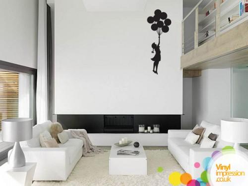 24_Banksy Balloon Girl
