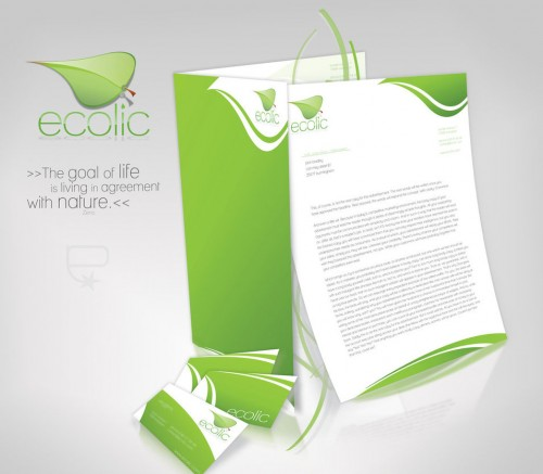 27_Ecolic Corporate Identity