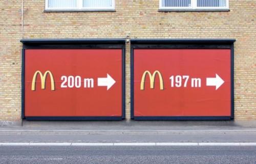 2_McDonalds Billboards 200m - 197m