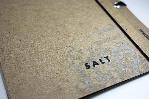 32_Letterpress Broadside Booklet Salt