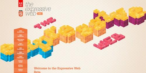 3_Adobe – The Expressive Web