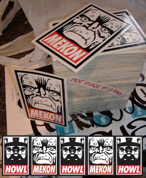 3_Obey Howl & Mekon