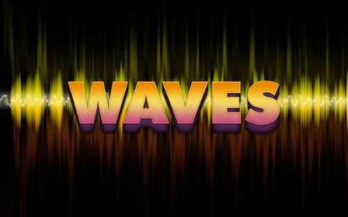 3_Waves Text Effect