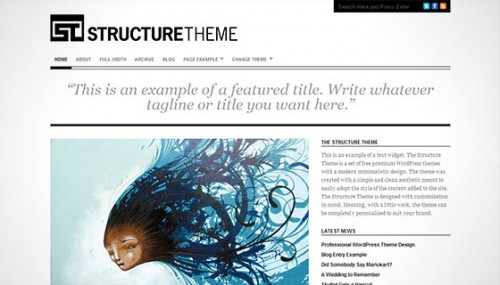 4_Structure Theme