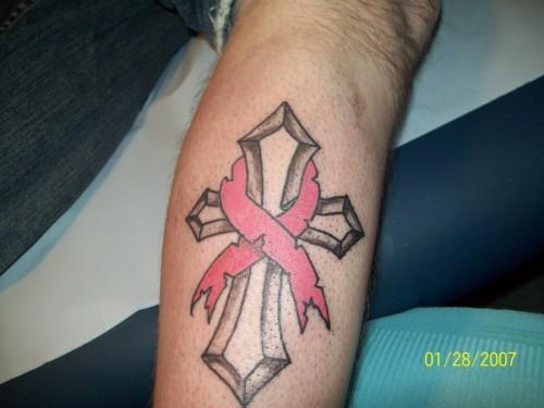 5_Cross Cancer Ribbon