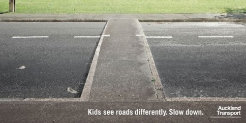 5_Kids See Roads Differently Slow Down