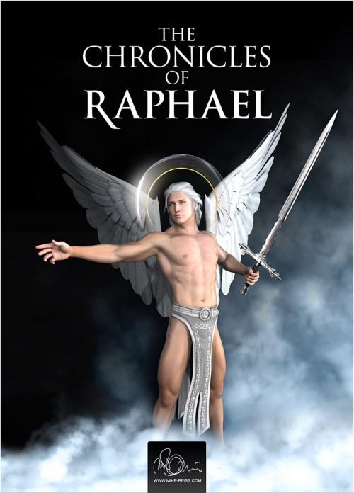 5_RAHAEL Book Cover Design