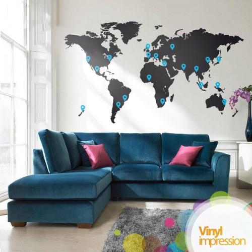 5_World Map Large