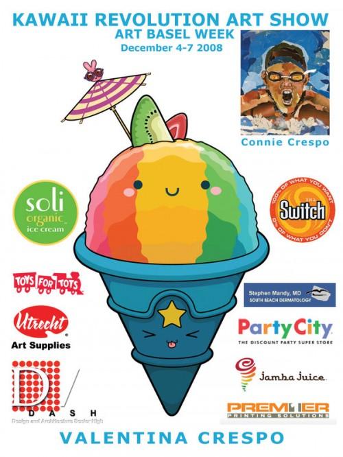 6_Kawaii Revolution UPP Flyer