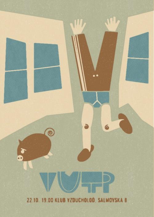 10_VUTP Gig Poster