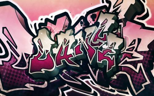 11_Dance Graffiti Widescreen