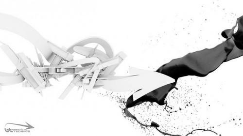 13_3d Digital Graffiti