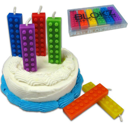 16_Building Block Candles