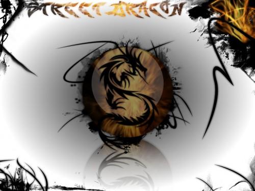 2_BlacK DragoN Wallpaper