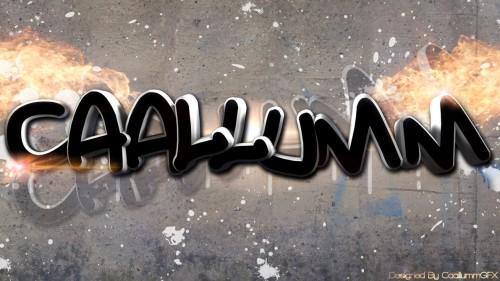 33_Caallumm Graffiti Wallpaper