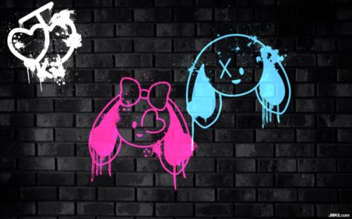 34_JMKit - Logo Wallpaper 3 Black