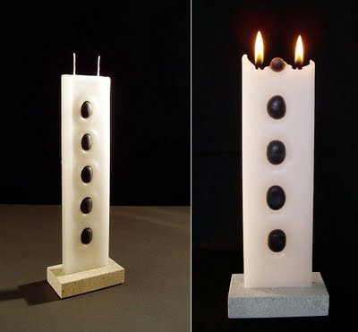 20 Creative Candle Design Ideas | PixelPetal