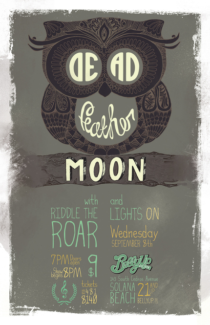 4_Gig Posters 2010