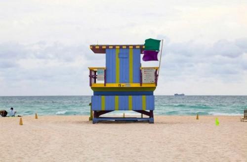 9_Miami Lifeguard Houses