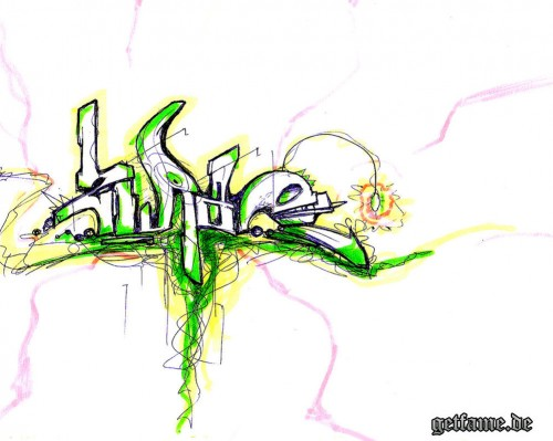 4_Wallpaper Sketch