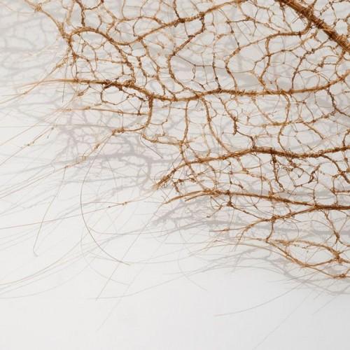 7_Human Hair Leaves