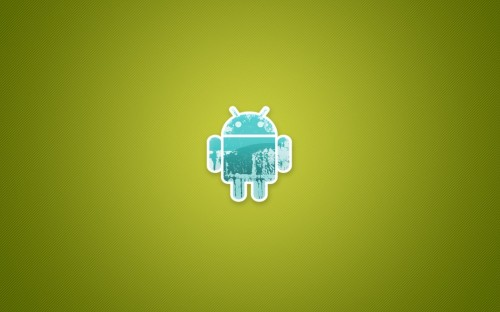 8_Green Android