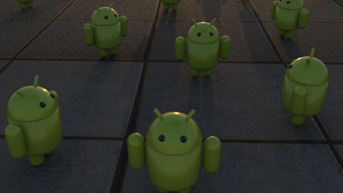 9_Android Robot Wallpaper