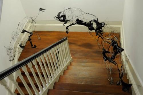 12_Wire Sculptures by David Oliveira