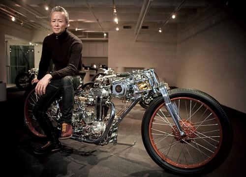 13_Chicara Art Motorcycles by Chicara Nagata