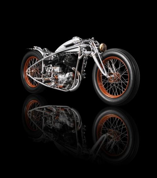 2_Chicara Art Motorcycles by Chicara Nagata