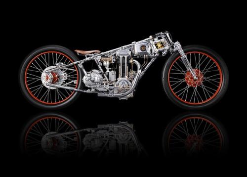 5_Chicara Art Motorcycles by Chicara Nagata