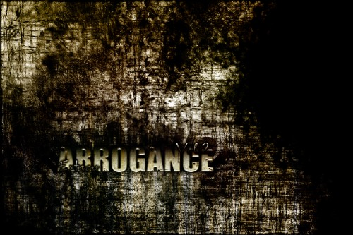 10_GIMP Arrogance Grunge II