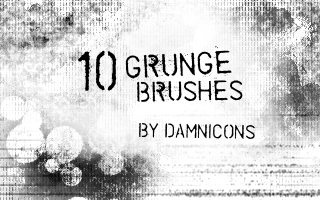 12_Grunge brush set 3
