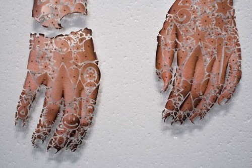 12_Skin Collages by David Adey