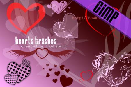22_GIMP Hearts