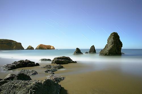 31_NightScape – Rodeo Beach, Marin County