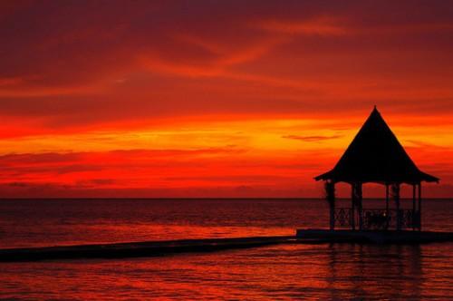 33_Jamaican Sunset