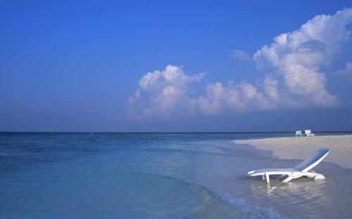 36_Widescreen Beach Wallpaper