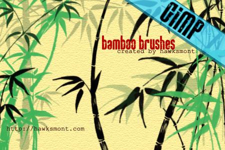 42_GIMP Bamboo