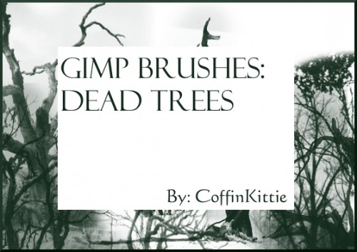 47_Gimp Brushes Dead Trees