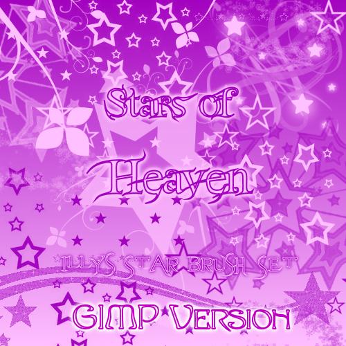 52_GIMP Stars of Heaven