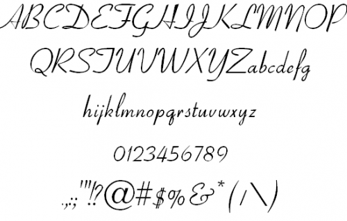 9_Aspire Font