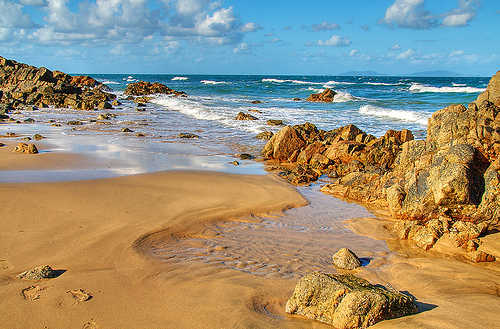 9_Rocky Beach HDR